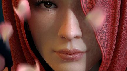 The Red Cloak(3D)