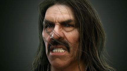 The Trejo 's Portrait