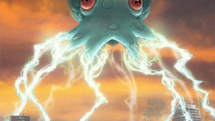 Squid Invaders