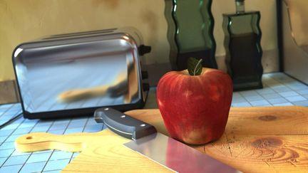 Still Life : Apple