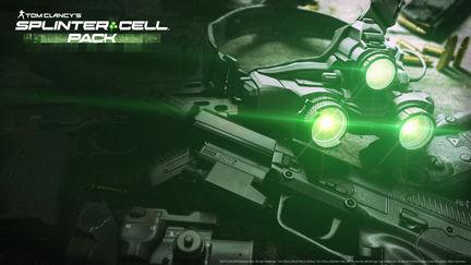 Ghost Recon Online 'Splinter Cell Pack'