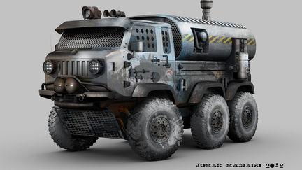 Mini War Truck