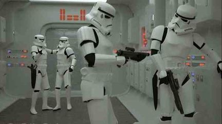 Chat Moment In Star Wars