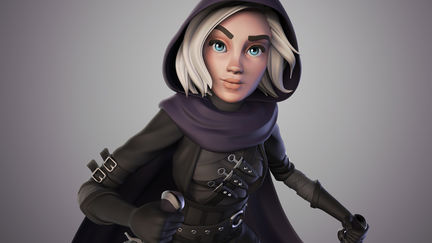 Ripley - Female Assassin