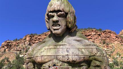 HULK monument