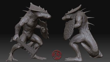 Warhammer Fantasy - The Lizardmen