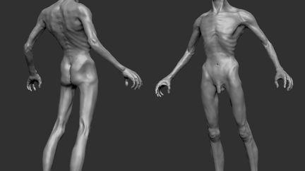 Skinny Guy Sculpt