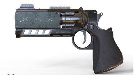 Bigby's gun
