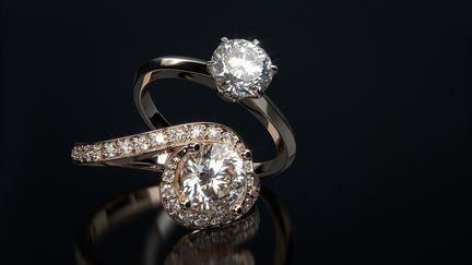 Diamond Ring test render
