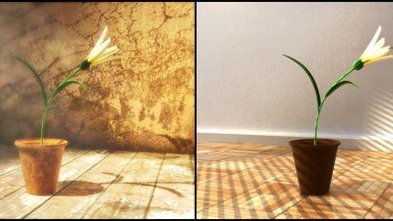 Between past & future