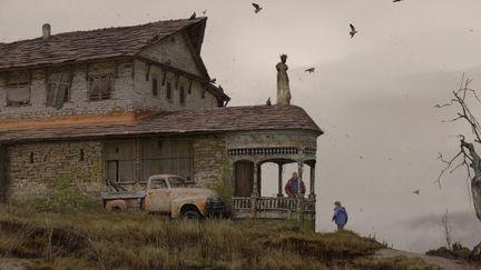 Old Billi's house
