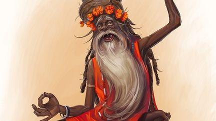 Hindu guru