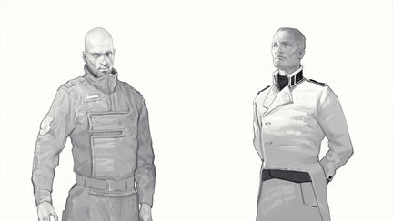 Male officers