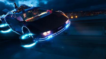 The Arrival of DeLorean