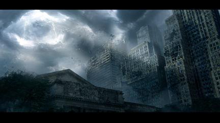 City Destruction Practice