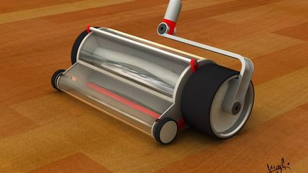 Carpet Sweeper HDRI, University Task