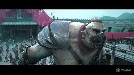 Brutus, Warrior's gates