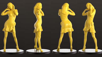 Quick sculpts