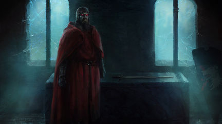 Gangrel knight
