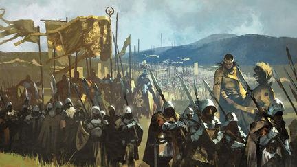 King Renly Host