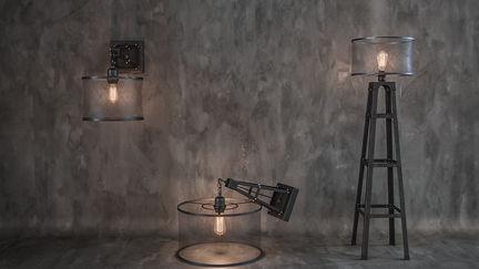 Loft lighting models