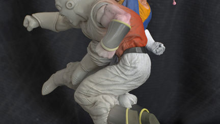 Dragon Ball Z figure - 3D Prototype