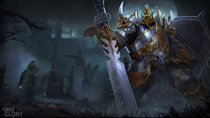 Vainglory Death lance