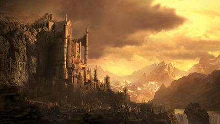 Diablo 3 - Matte Painting