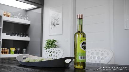 Huile de l'olive tounsi
