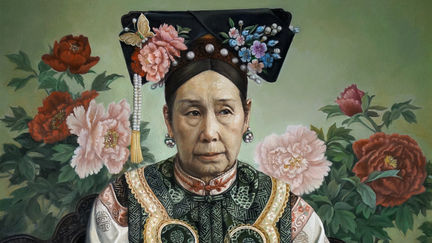 Empress Dowager Ci Xi