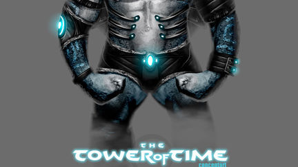 The Tower of Time conceptart I