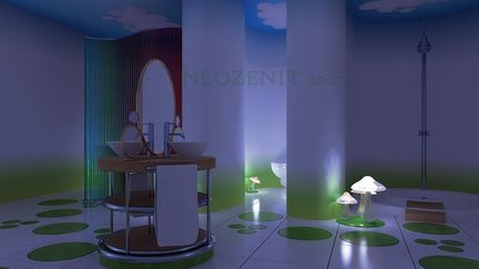 Bathroom Ameba 5