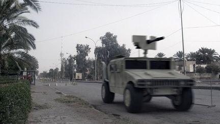 Hummer in Iraq (integration)