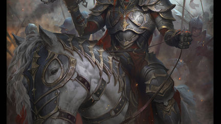 Demon General Dæhnfeldt-! .