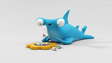 Mr.SunChi Shark