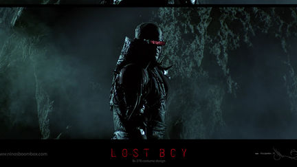 LOSTBOY, LB-378 costume design.