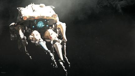 Salientia alien drone