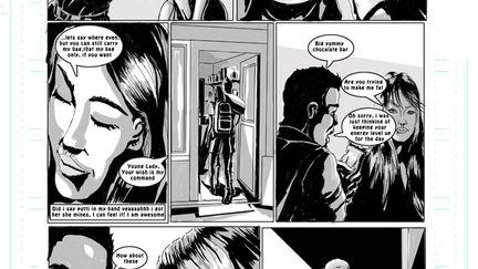 zombie graphic novel