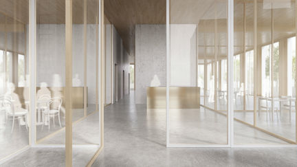 FRAUENFELD OFFICE DESIGN COMPETITION