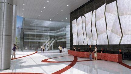 Interior Hall proposal