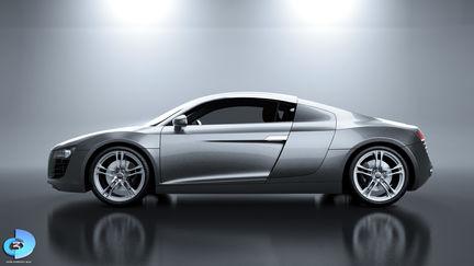 Audi R8 _ 02
