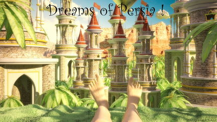 Dreams of Persia