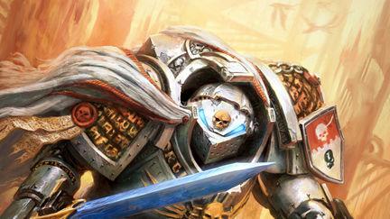 Warhammer 40k Fallen #1