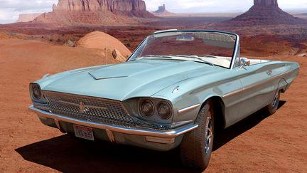 1966 Ford Thunderbird convertible