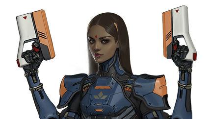 Kali body armor