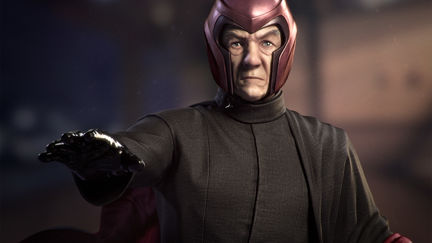Ian McKellen as Magneto !