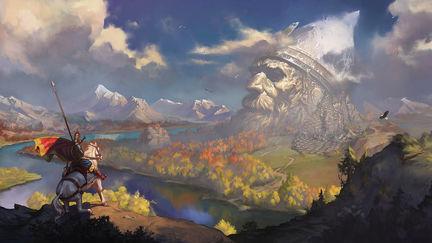 Ruslan and the Giant