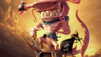 The Pirate Shark