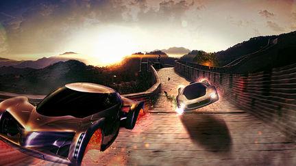 Great Wall race