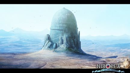NIBOREA: Tomb of Yto